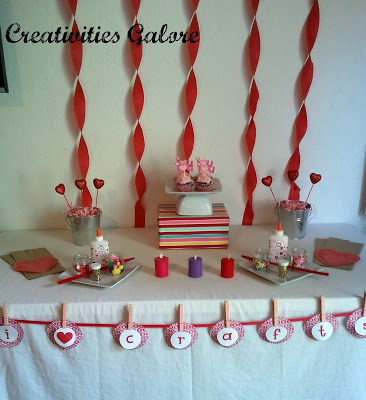 Valentine's Craft Party