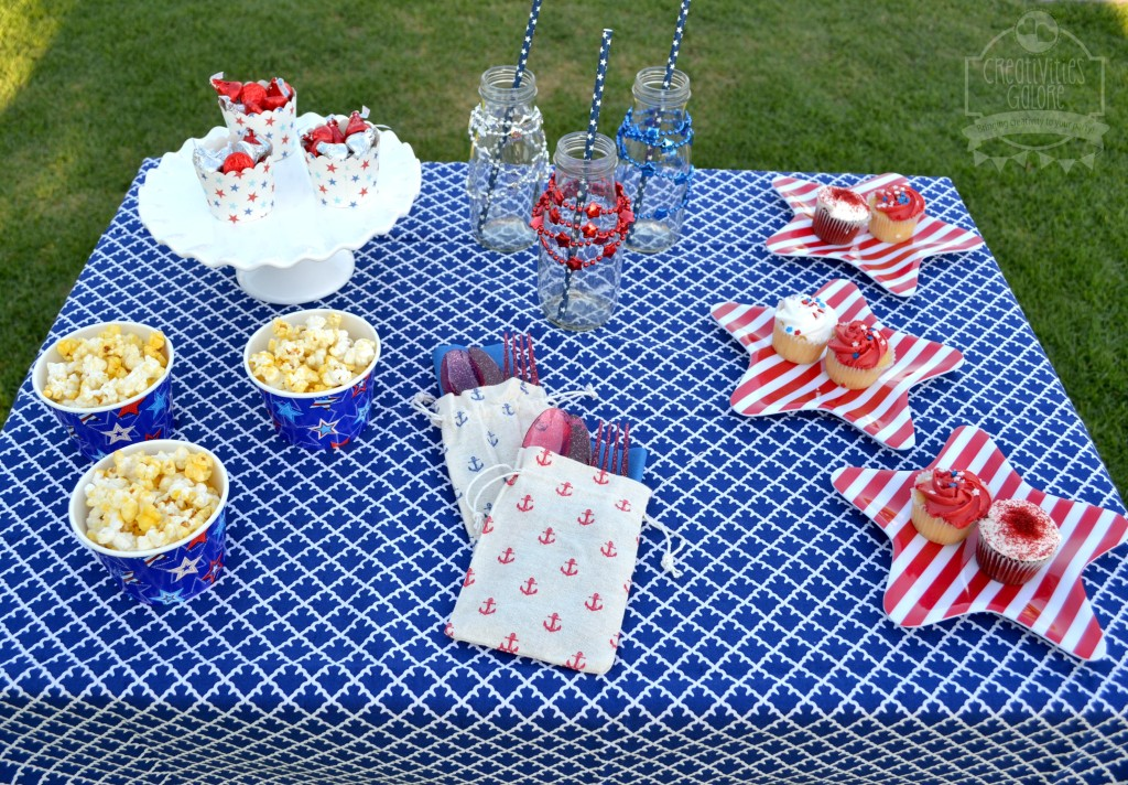 4th Of July Table 1