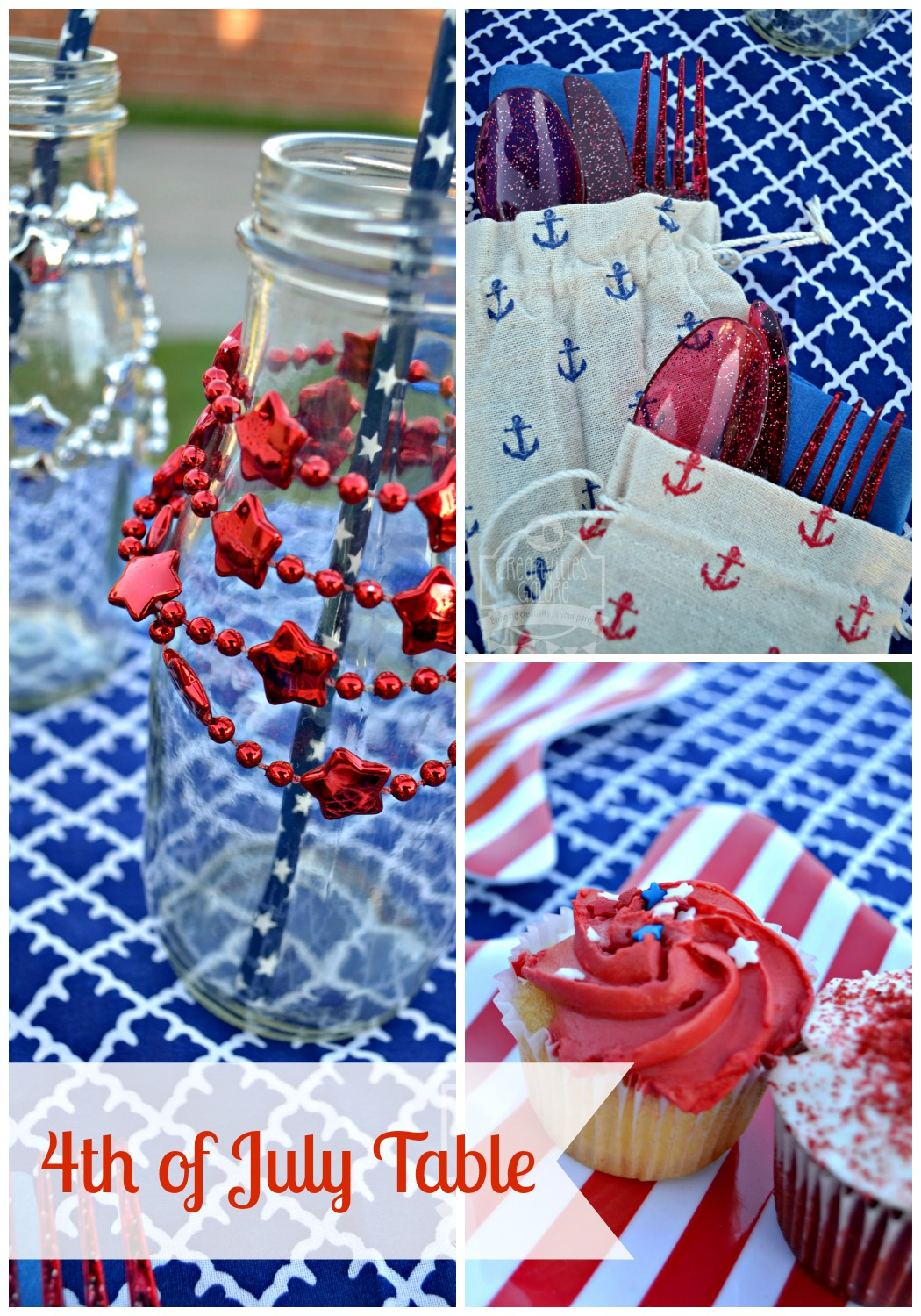 Are you looking for 4th of July theme ideas? If so, we are sharing some great ideas to help you plan your next 4th of July celebration!
