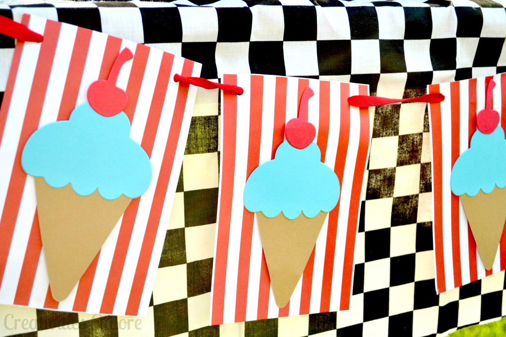 50s Ice Cream Party 11