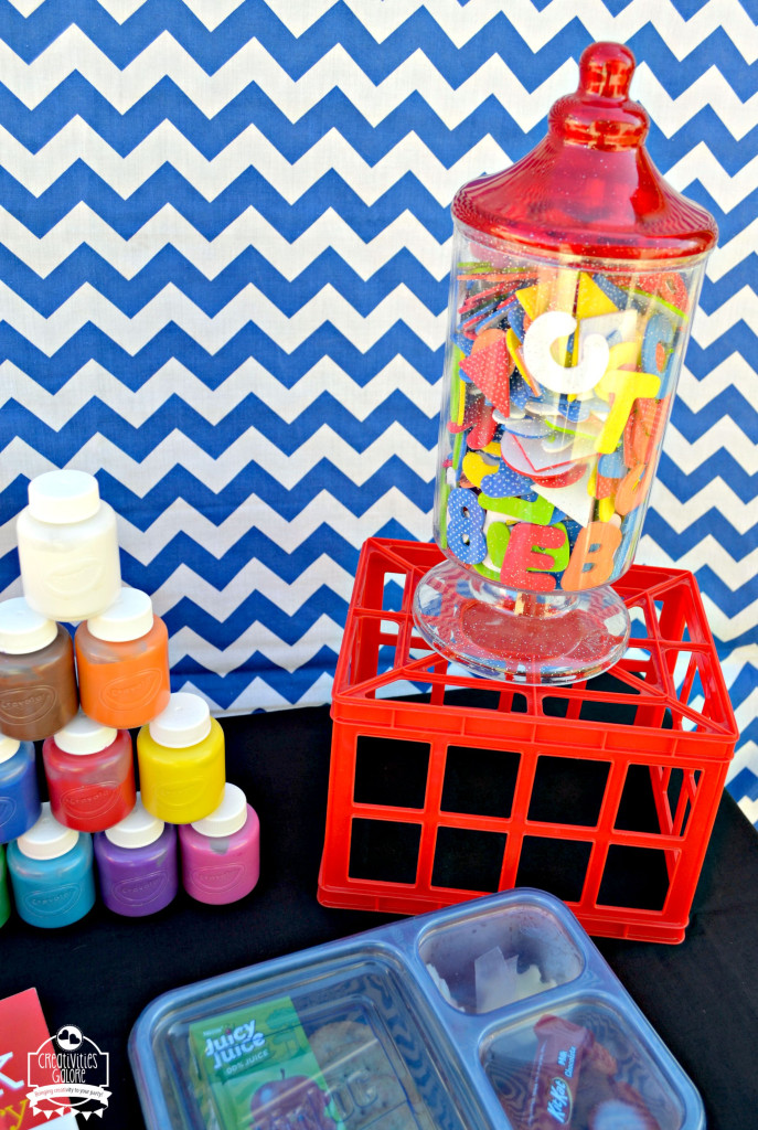 Back To School Party Ideas 5