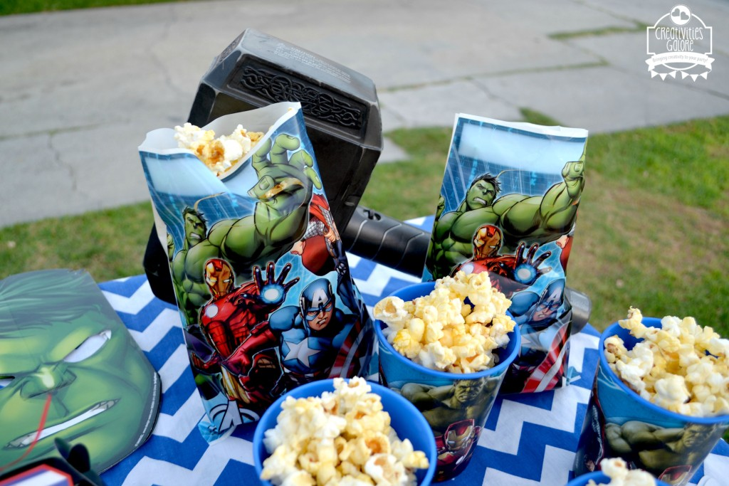 Avengers Party by Creativities Galore
