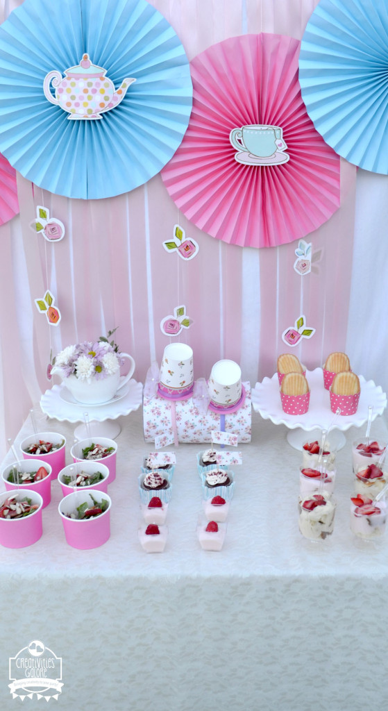 Kids Tea Party 1