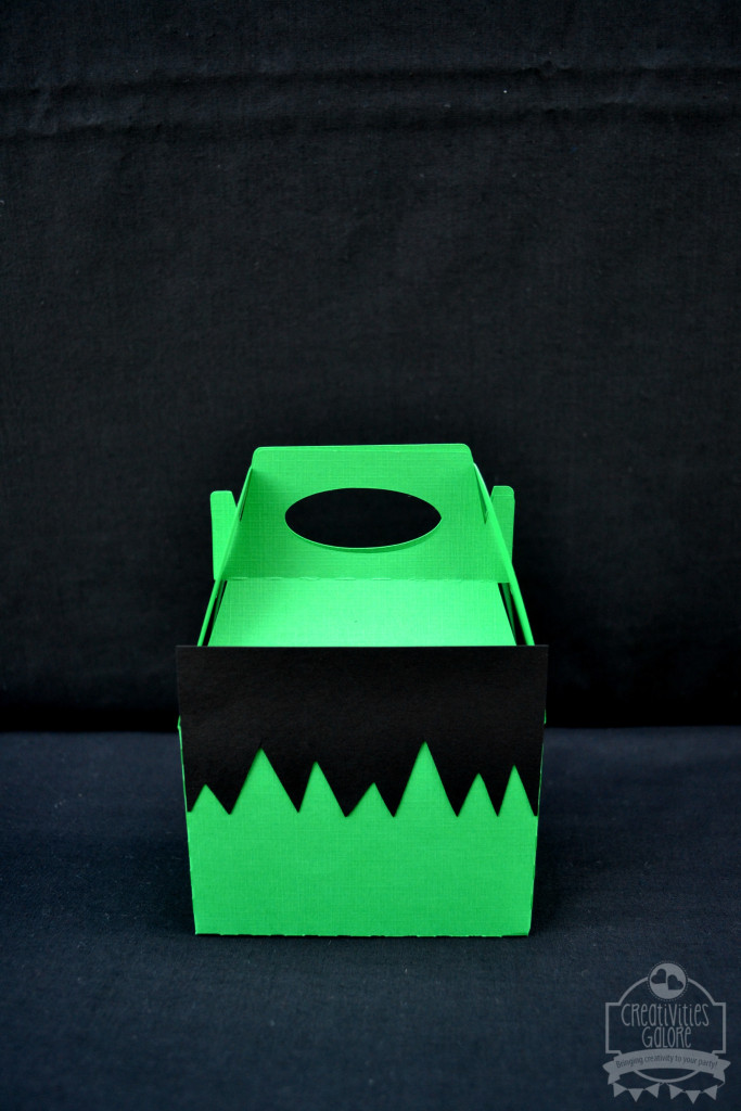 Frankenstein Gable Box 2