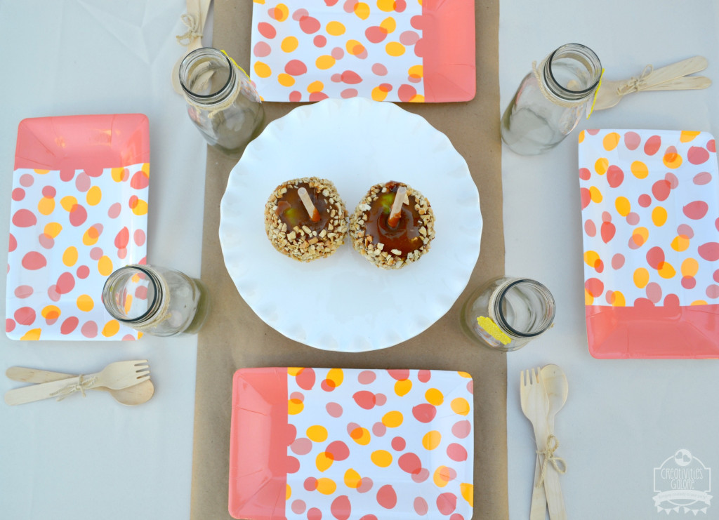 Easy Thanksgiving Table Ideas by Creativities Galore