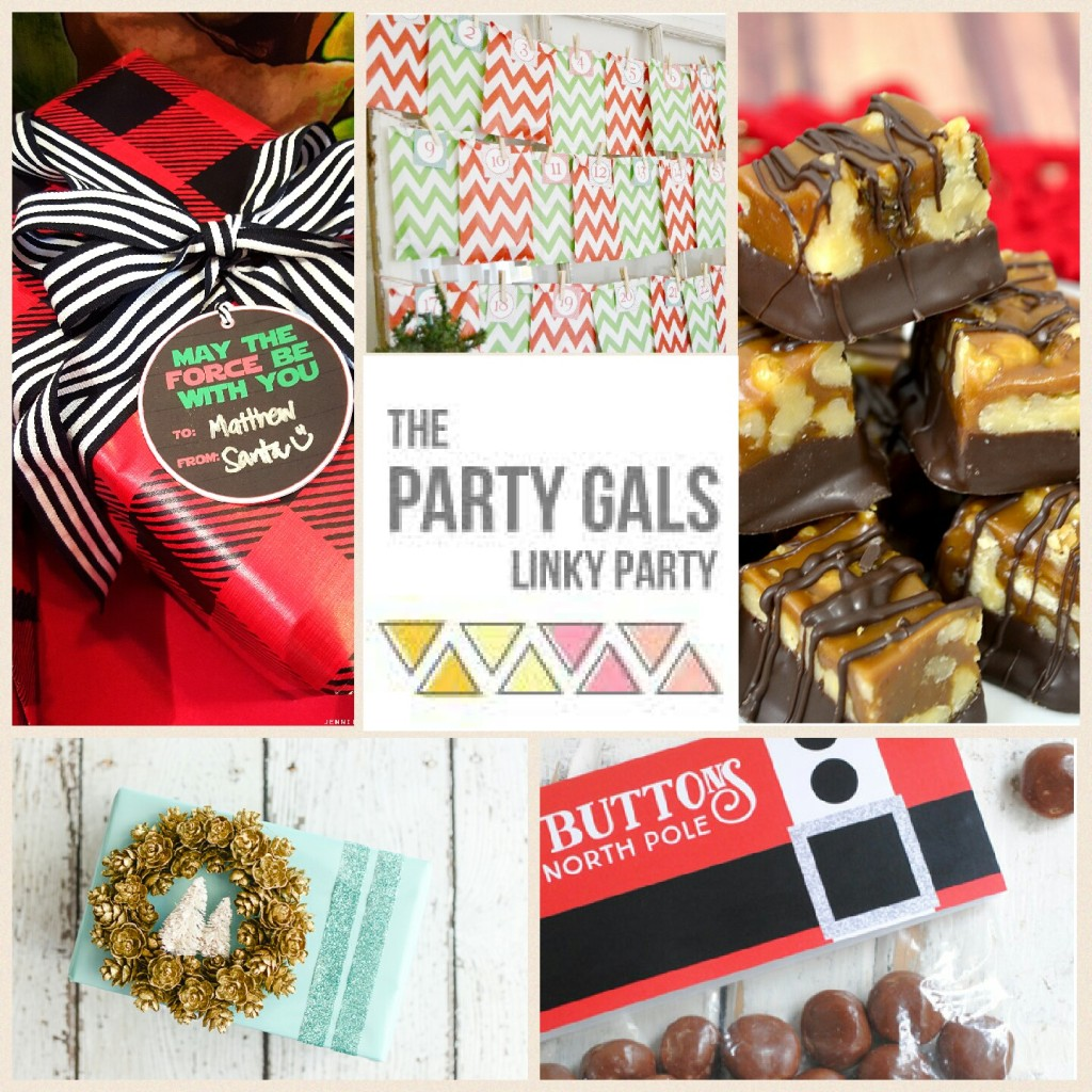Party Gals Favorite Collage: Holiday Edition