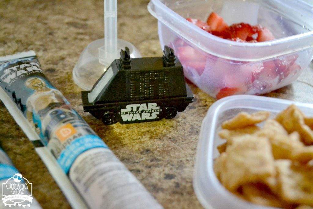 Laser Sword Yogurt Parfait Recipe 4