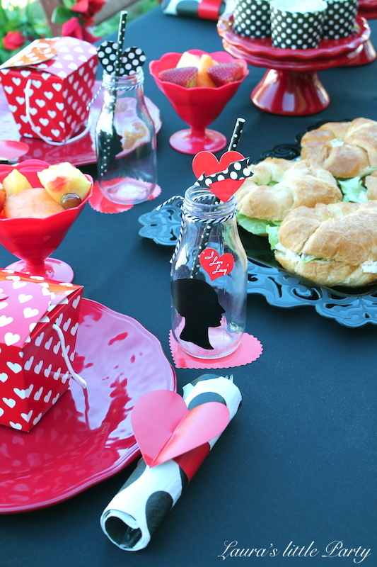 I teamed up with my best friends to bring you this retro I Love Lucy Galentine's Party full of references to the the classic show that we all still love today