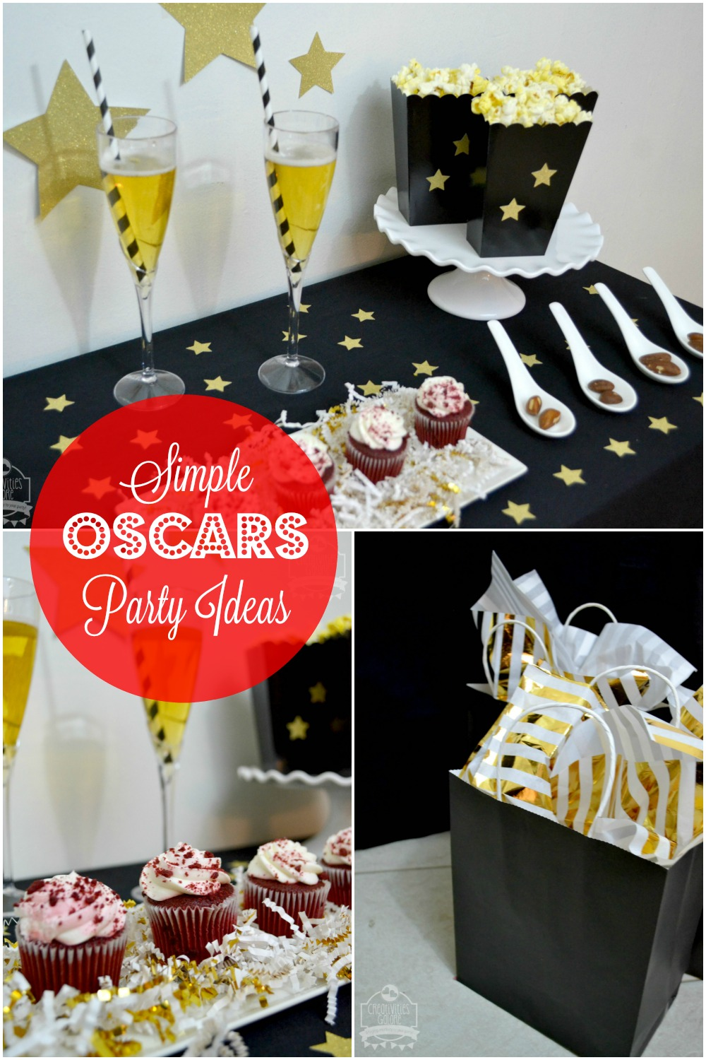 Hopefully These Simple Oscars Party Ideas Gave You Some Inspiration Are Planning On Dressing Up And Hosting An Viewing This Year