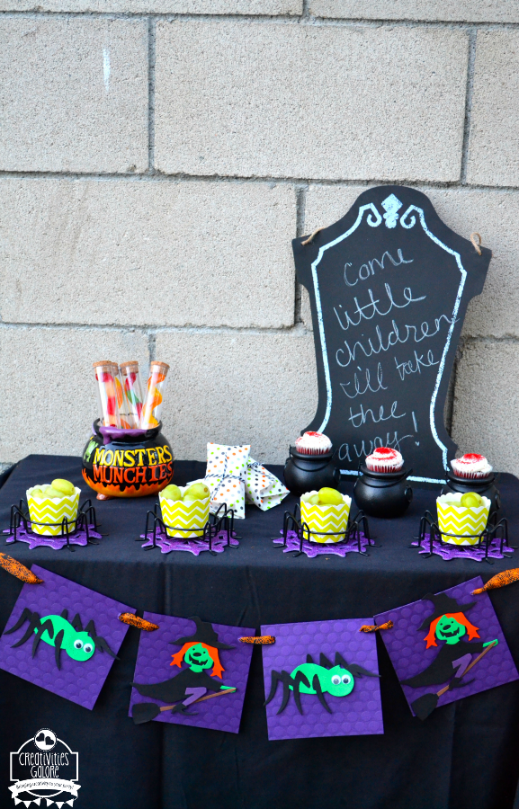 Budget Friendly Halloween Party