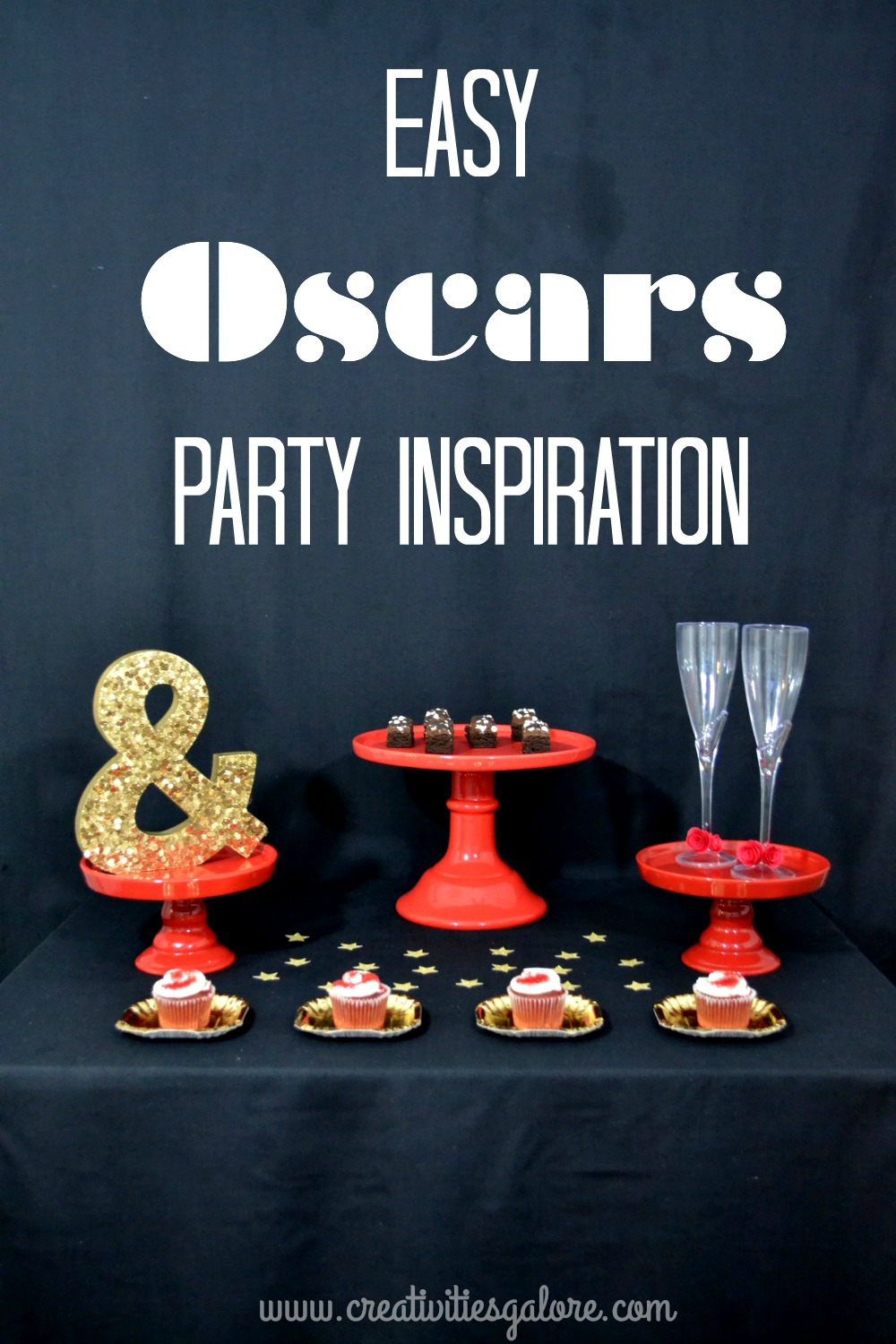 Easy Oscars Party Inspiration