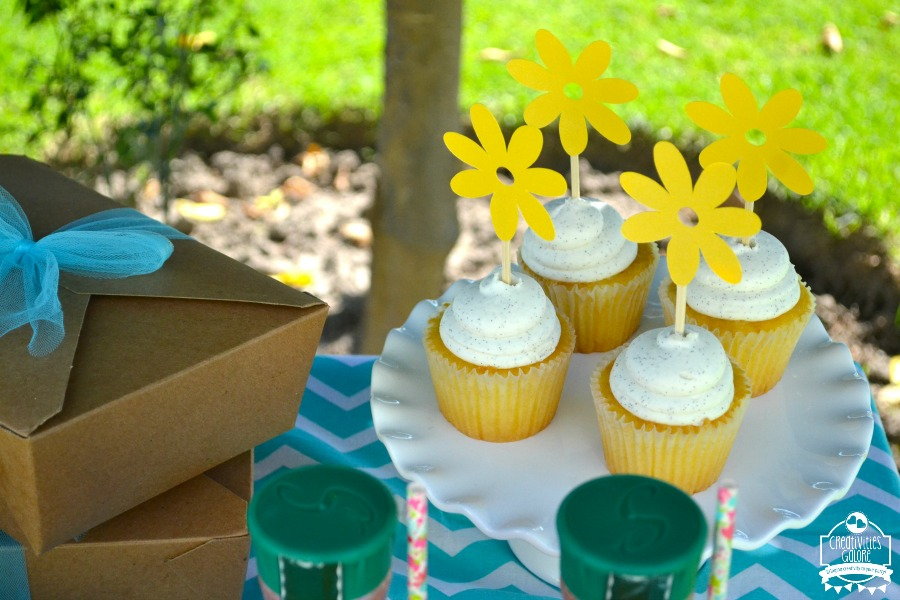 Easy to Create Spring Party