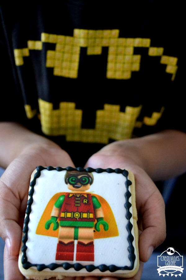 This LEGO Batman movie viewing party is full of simple party ideas that you can easily recreate.