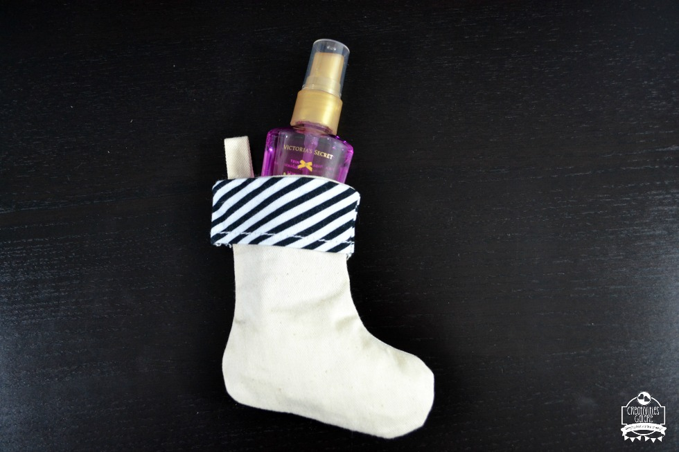 beauty mini gift stocking