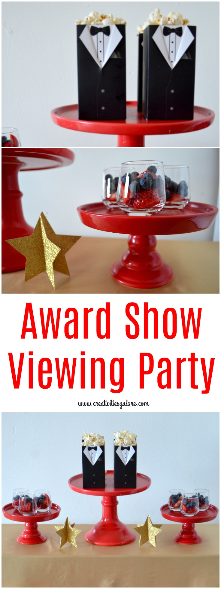 Award Show Viewing Party