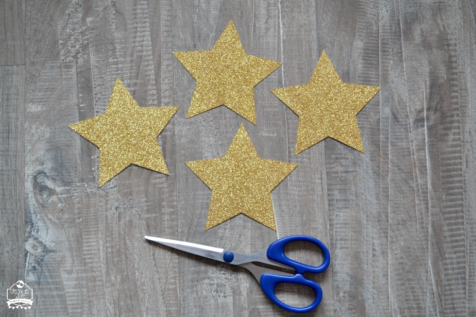 DIY Gold Star Award