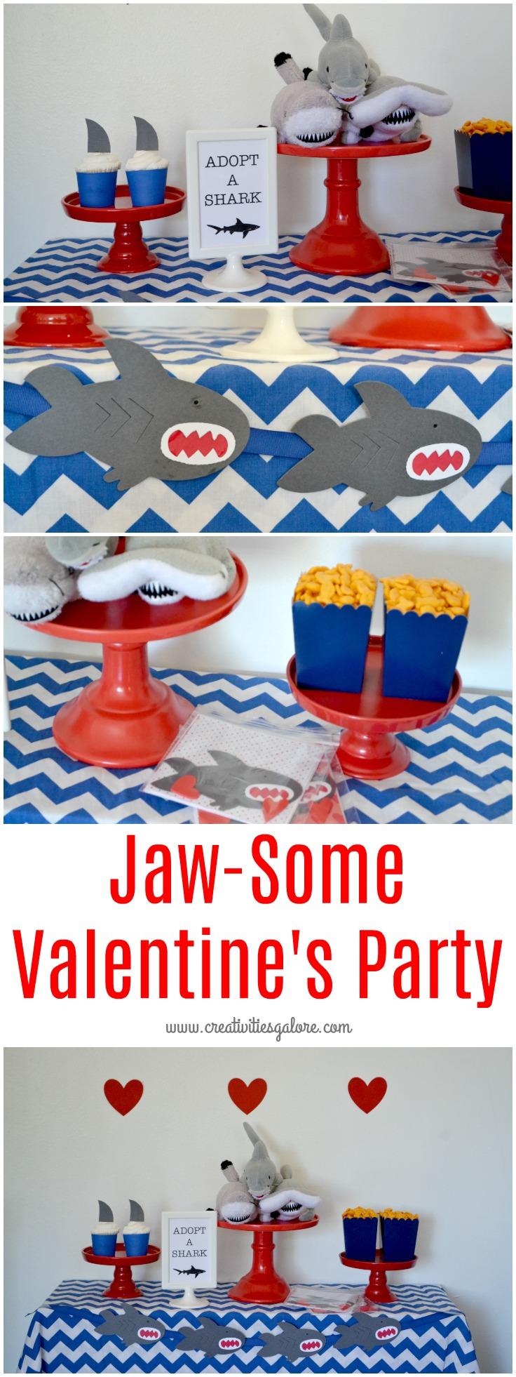 JawSome Valentine's Day Party