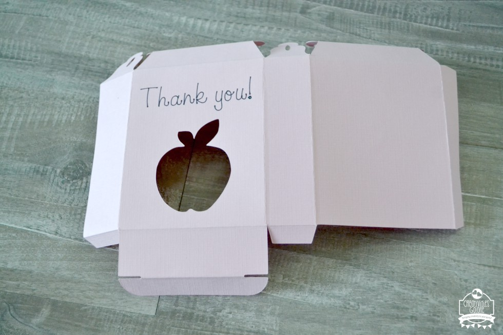 teacher appreciation gift box idea
