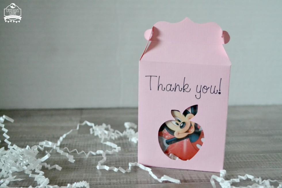 teacher appreciation gift box idea