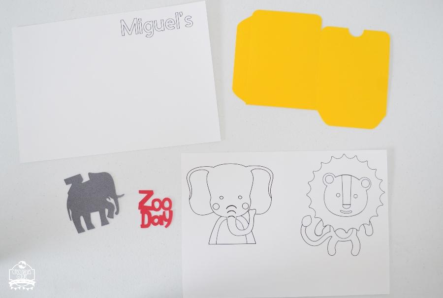 zoo book