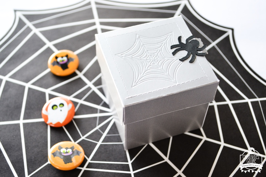 Halloween Favor Box