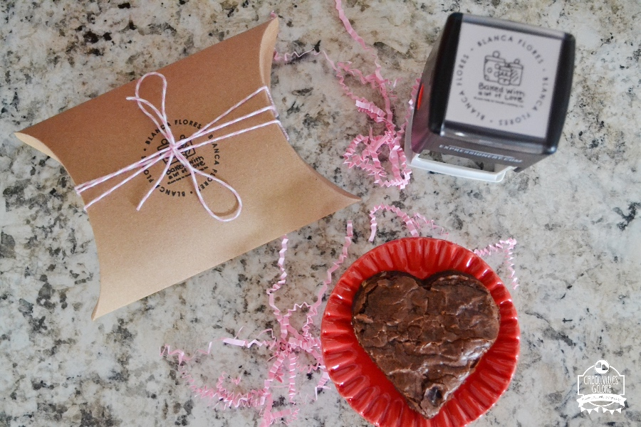 how to package valentine treats