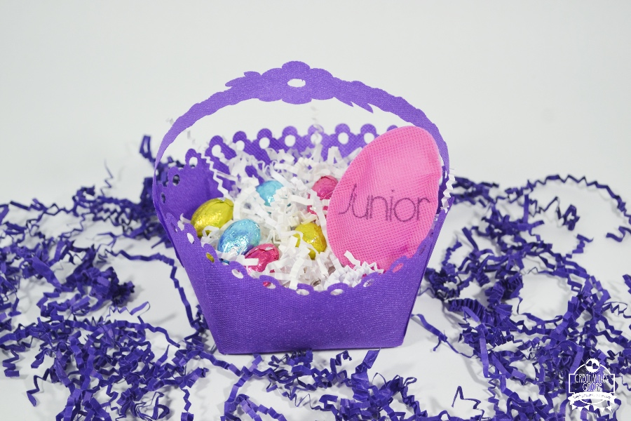 Make an adorable Easter basket with the help of Fairfield World